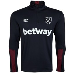 West Ham United technical training sweatshirt 2016/17 - Umbro