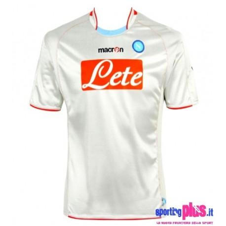 SSC Napoli Away shirt 2009/10-Macron
