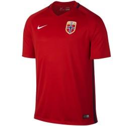 Norway national team Home football shirt 2016/17 - Nike
