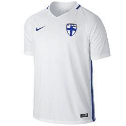 Finland national team Home football shirt 2016/17 - Nike