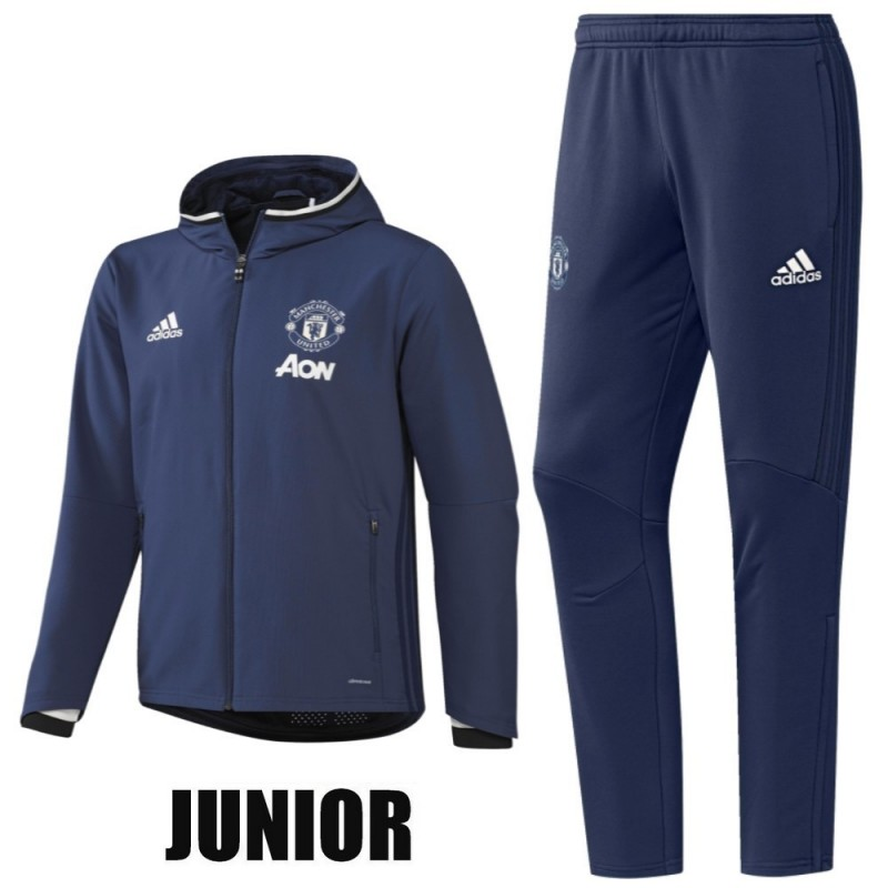 adidas homme survetement manchester united