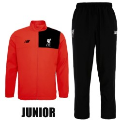 JUNIOR - Liverpool FC presentation tracksuit 2016/17 - New Balance