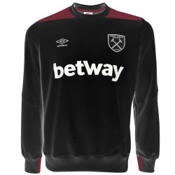 West Ham United training sweatshirt 2016/17 - Umbro
