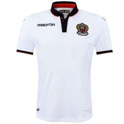 OGC Nice Away football shirt 2016/17 - Macron
