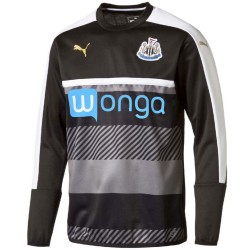 Newcastle United training sweatshirt 2016/17 black - Puma