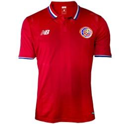 Costa Rica Home football shirt 2015/16 - New Balance