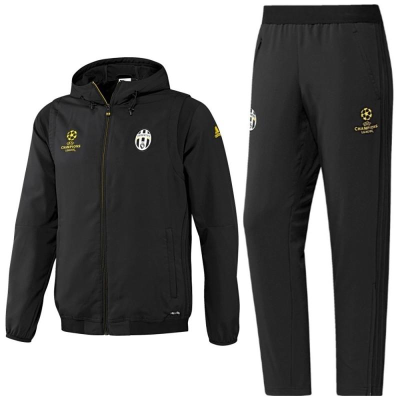Juventus Champions League Presentation Tracksuit 2016 17