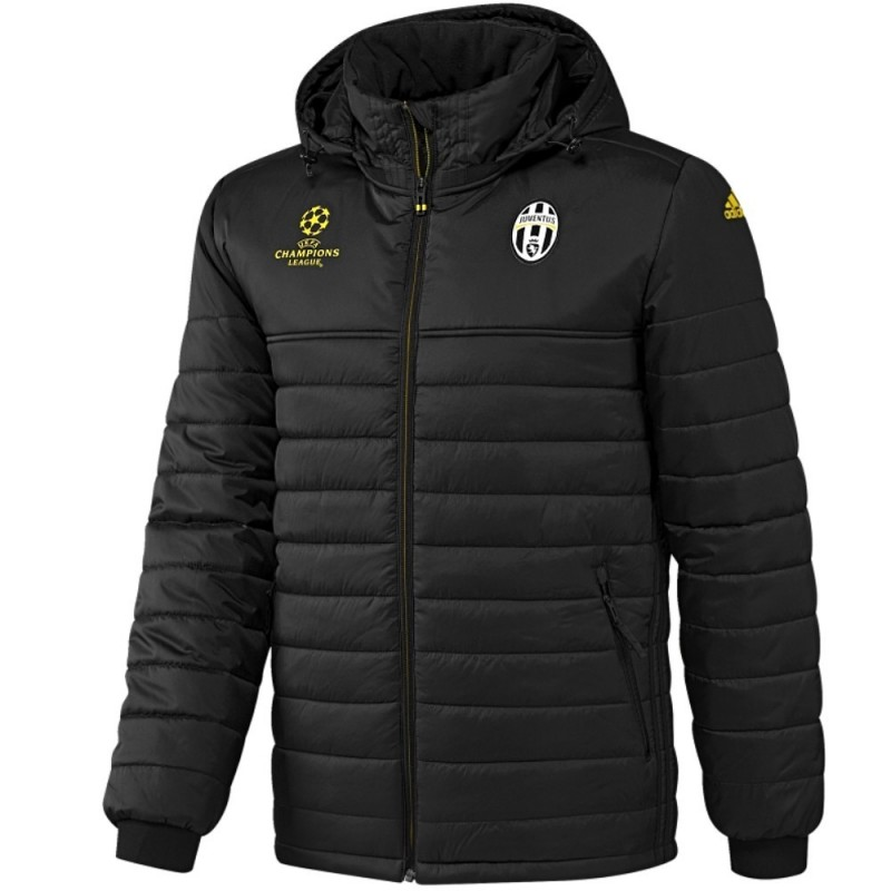 Juventus Champions League Padded Bench Jacket 2016 17
