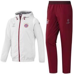 Bayern Munich Champions League presentation tracksuit 2016/17 - Adidas