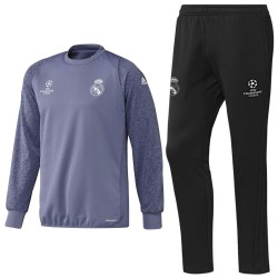 Real Madrid UCL sweat training tracksuit 2016/17 - Adidas