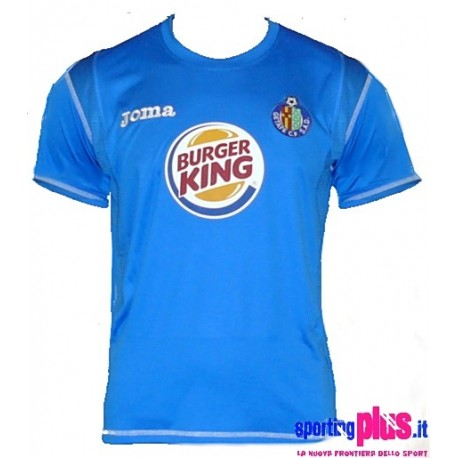 Getafe CF football Third shirt 10/11 European cups by Joma