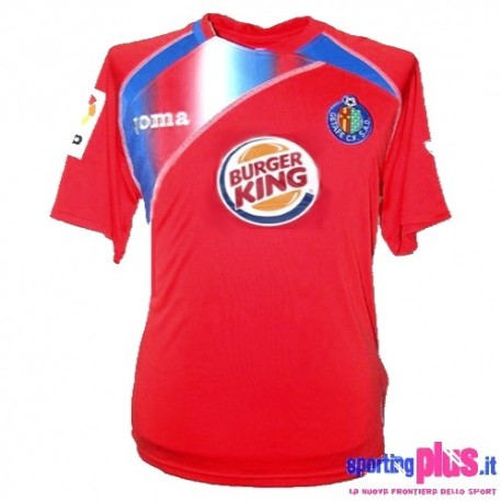 Getafe CF Away Soccer Jersey 09/10 by Joma