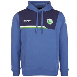 VfL Wolfsburg presentation hooded sweatshirt 2015/16 - Kappa