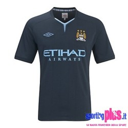 Manchester City Jersey Third 11/12 Umbro