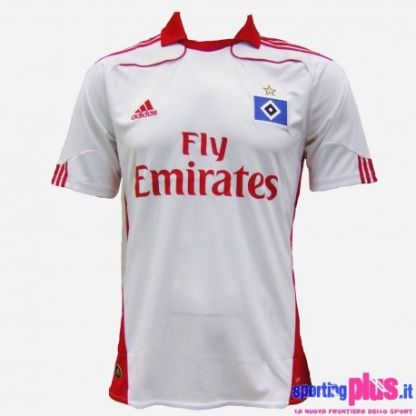Soccer Jersey Hamburg Home 2010/11 by Adidas