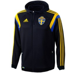 Schweden Nationalmannschaft präsentation hoody 2015 - Adidas