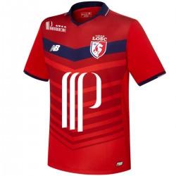 LOSC Lille Away football shirt 2016/17 - New Balance