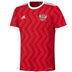 Russia Home football shirt 2017 - Adidas