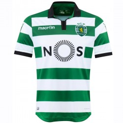 Sporting Lisbon football shirt Home 2016/17 - Macron