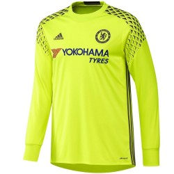 Chelsea FC goalkeeper Home shirt 2016/17 - Adidas