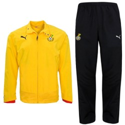Ghana national team presentation tracksuit 2009/10 - Puma