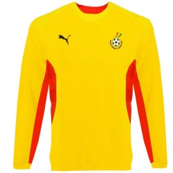 Ghana national team training sweatshirt 2009/10 - Puma