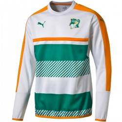 Ivory Coast football training sweatshirt 2017/18 - Puma