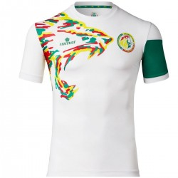Senegal national team Home football shirt 2017/18 - Romai