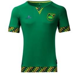 Jamaica national team Away football shirt 2016/17 - Romai