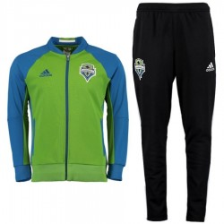 Seattle Sounders pre-match presentation tracksuit 2016/17 - Adidas