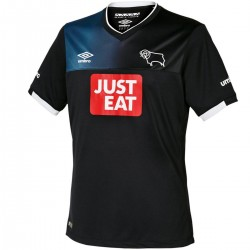 Derby County FC Away football shirt 2016/17 - Umbro