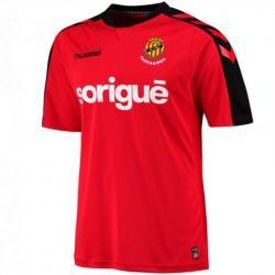 Gimnàstic de Tarragona Home football shirt 2016/17 - Hummel