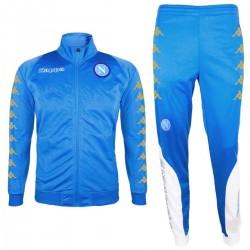 SSC Napoli Champions League presentation suit 2016/17 - Kappa