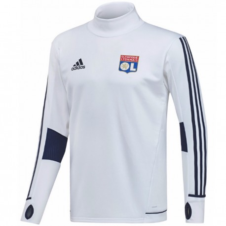 Olympique Lyon technical training top 2017/18 - Adidas