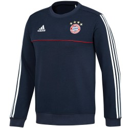 Bayern Munich training sweatshirt 2017/18 navy - Adidas