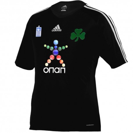 Panathinaikos Third soccer jersey 2011/12 - Adidas