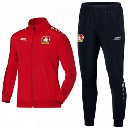 Bayer Leverkusen training/presentation tracksuit 2016/17 - Jako