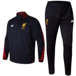 Liverpool FC black presentation tracksuit 2017/18 - New Balance