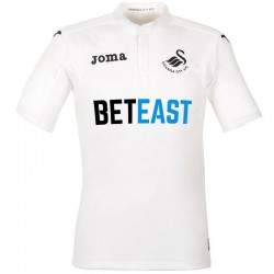 Swansea Home football shirt 2016/17 - Joma