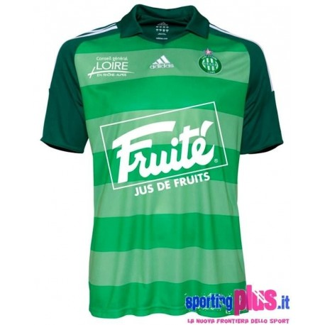 Saint Etienne Third Jersey 09/10 by Adidas