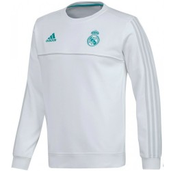 Real Madrid training sweat top 2017/18 - Adidas