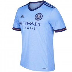 New York City FC Home football shirt 2017/18 - Adidas