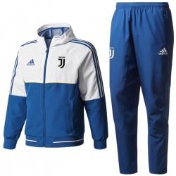 Juventus präsentation trainingsanzug 2017/18 - Adidas