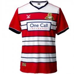 Doncaster Rovers Home football shirt 2016/17 - FBT