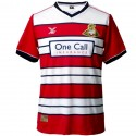 Doncaster Rovers Home football shirt 2016/17 - FBT