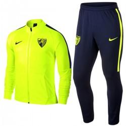 Malaga CF präsentation trainingsanzug 2017/18 - Nike
