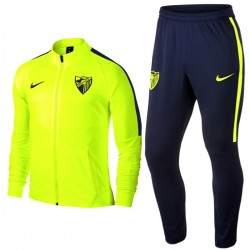 Malaga CF training/presentation tracksuit 2017/18 - Nike
