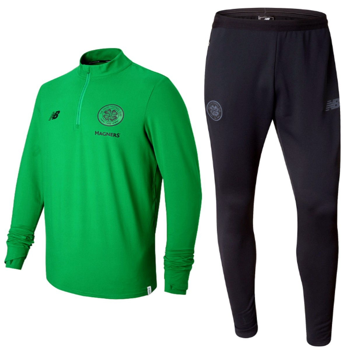 Trainer Celtic Glasgow