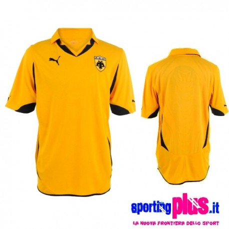 AEK Athens home Jersey 10/11 by Puma