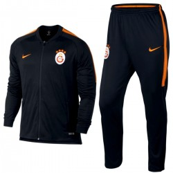 SK Galatasaray präsentation trainingsanzug 2017/18 schwarz - Nike